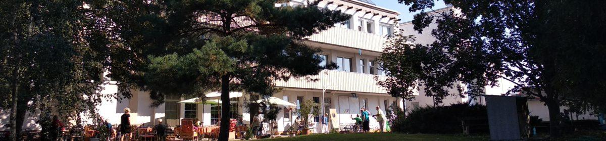 Domov Hačka se sídlem v Olešce
